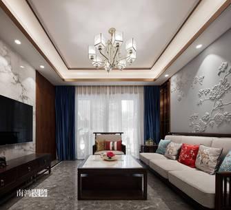20万以上140平米别墅中式风格客厅欣赏图