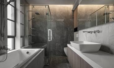 20万以上140平米三室两厅混搭风格卫生间图