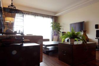 10-15万110平米三室一厅欧式风格客厅欣赏图