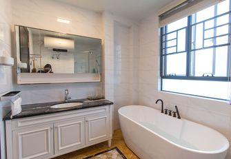 富裕型140平米一室一厅北欧风格卫生间效果图