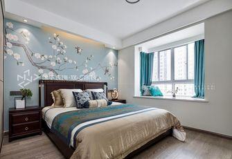 140平米三中式风格卧室效果图