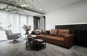 20万以上100平米三现代简约风格客厅设计图