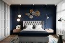 15-20万100平米三室一厅欧式风格卧室效果图