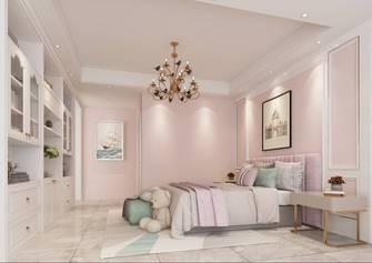 豪华型140平米别墅欧式风格青少年房图片大全
