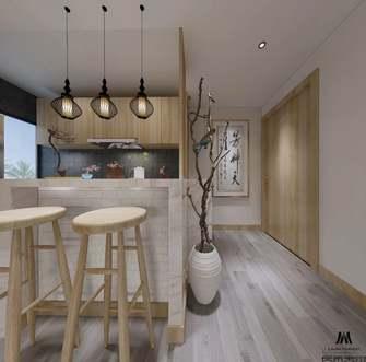 90平米中式风格厨房欣赏图