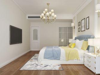 豪华型140平米四欧式风格卧室图片大全
