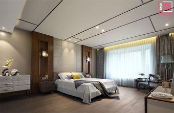 100平米中式风格卧室装修案例