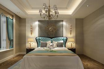 富裕型120平米三室两厅新古典风格卧室图片