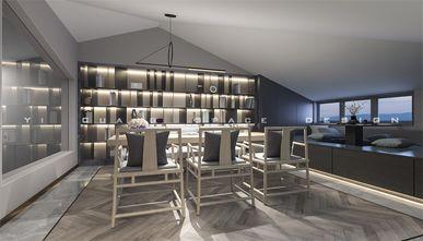20万以上140平米四室两厅现代简约风格阁楼设计图