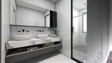 豪华型80平米现代简约风格卫生间图片大全