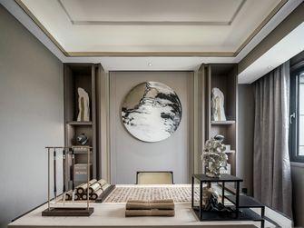 140平米三室两厅中式风格书房欣赏图