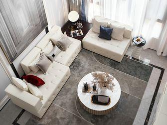 豪华型140平米三室两厅法式风格客厅欣赏图
