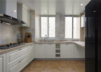 三室两厅美式风格厨房装修效果图