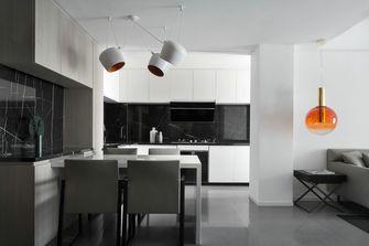 5-10万90平米现代简约风格餐厅装修效果图