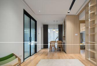 三室两厅日式风格客厅图
