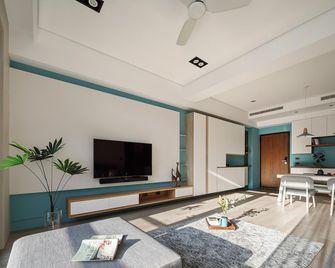 15-20万90平米三室两厅北欧风格客厅图片大全