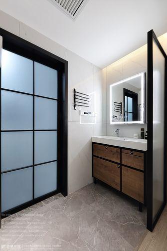 经济型100平米日式风格卫生间图片