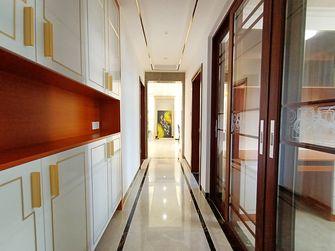 富裕型130平米四室两厅中式风格玄关图片