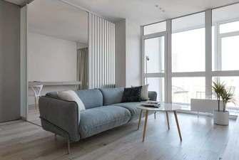 10-15万30平米超小户型现代简约风格客厅设计图