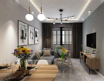 公寓北欧风格客厅装修图片大全