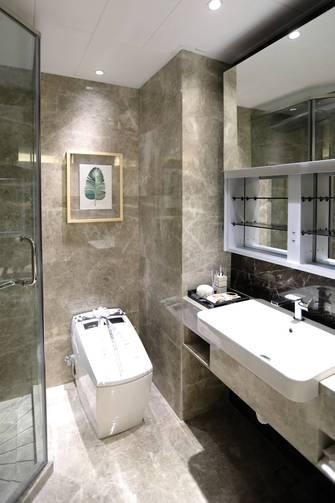 豪华型130平米英伦风格卫生间装修图片大全