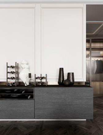 豪华型140平米四室两厅轻奢风格走廊装修案例