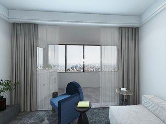 60平米一室两厅美式风格卧室装修图片大全