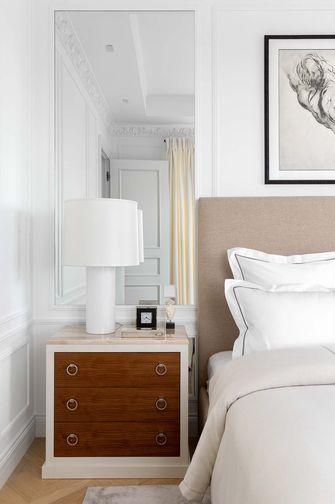 15-20万120平米四室一厅法式风格卧室装修图片大全