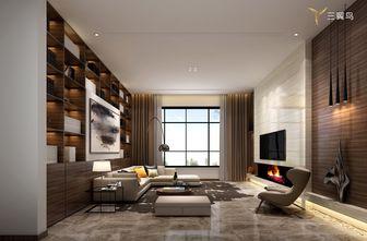 15-20万140平米别墅中式风格客厅装修效果图
