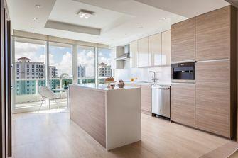 10-15万140平米三室一厅港式风格厨房图