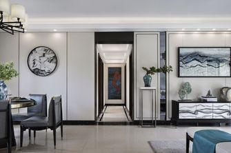 富裕型110平米中式风格走廊图片