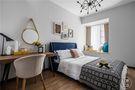 10-15万90平米三北欧风格卧室装修案例