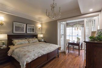 20万以上140平米美式风格卧室装修图片大全