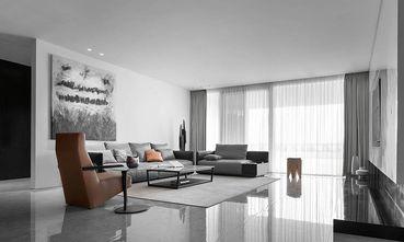 豪华型140平米四室四厅现代简约风格客厅欣赏图