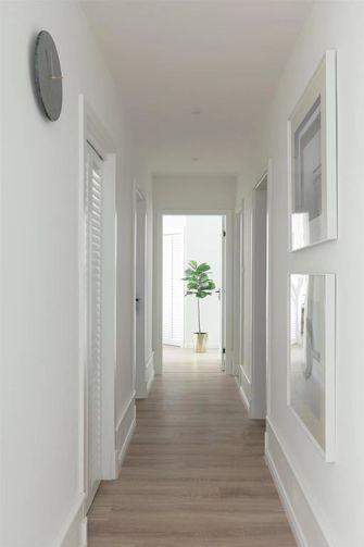 5-10万120平米三室两厅混搭风格走廊装修效果图