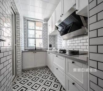 100平米三北欧风格厨房欣赏图