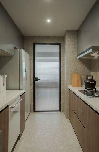 20万以上140平米四室一厅法式风格厨房装修图片大全
