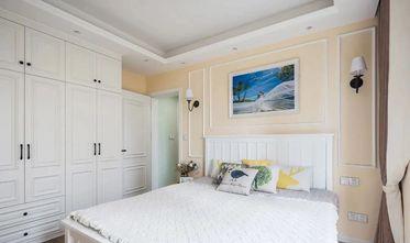 10-15万70平米田园风格卧室装修效果图