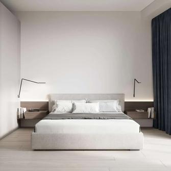 富裕型140平米四现代简约风格卧室设计图