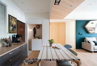 5-10万三室两厅北欧风格玄关欣赏图