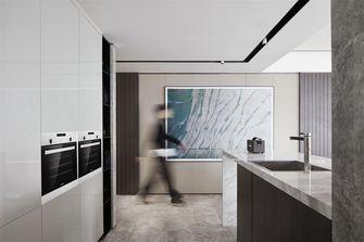 20万以上140平米三室两厅现代简约风格厨房装修图片大全