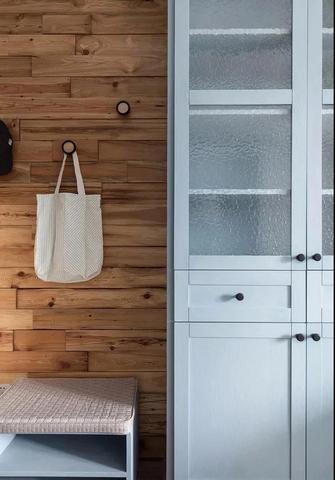70平米一室一厅北欧风格玄关效果图