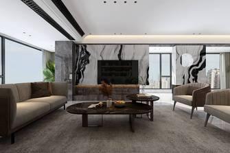 3万以下140平米别墅轻奢风格客厅装修案例