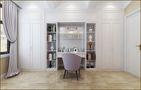豪华型140平米别墅新古典风格衣帽间效果图