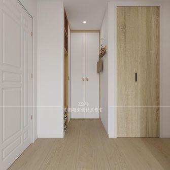 经济型140平米三室两厅日式风格衣帽间图