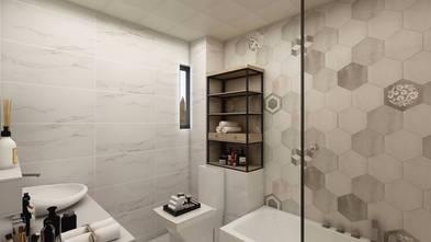 120平米三室两厅日式风格卫生间欣赏图