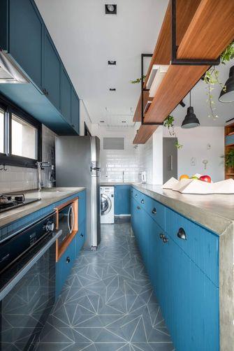 70平米公寓北欧风格厨房图片
