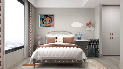3万以下140平米三室两厅现代简约风格青少年房装修效果图