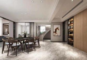 20万以上140平米三室两厅轻奢风格走廊设计图