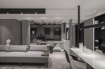 富裕型140平米一居室现代简约风格客厅装修图片大全